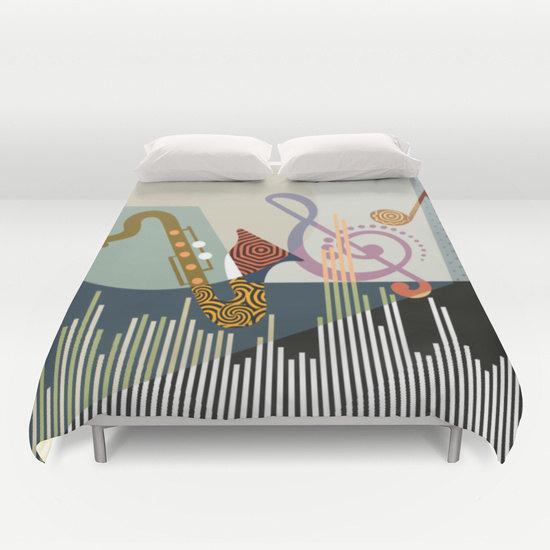 printed beddings